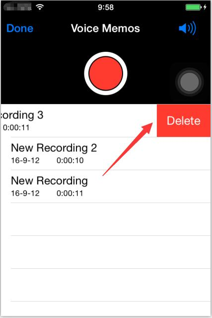 How to Manage  iPhone's Voice Memos Using 3uTools?