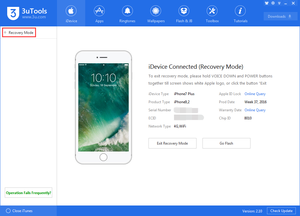 How to Put your iPhone or Other iOS Devices in DFU mode, Recovery Mode and Normal Mode?
