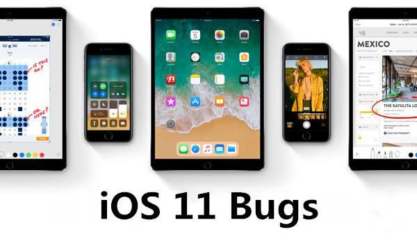 iOS 11 Bugs We've Found till Now