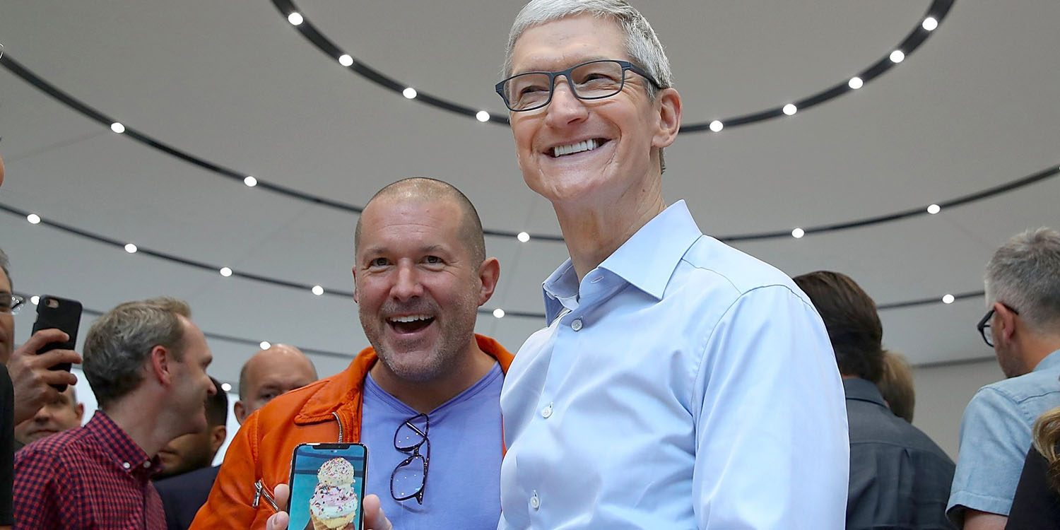 Jony Ive Says iPhone X is Only the Beginning of a New Chapter in iPhone Development