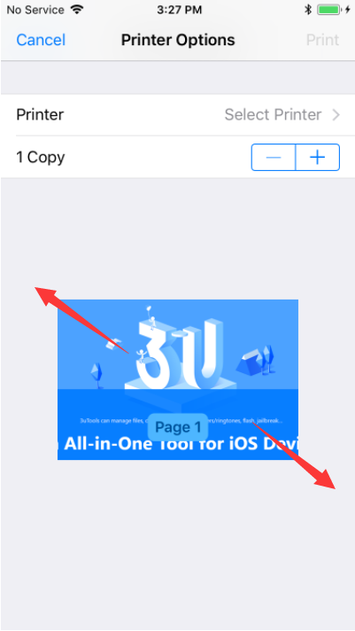 How to Convert A Photo to PDF from iPhone and iPad?