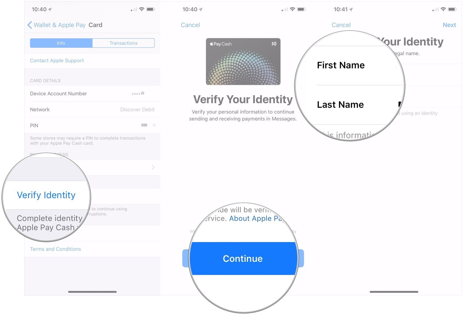 How to Verify Your Identity for Apple Pay?