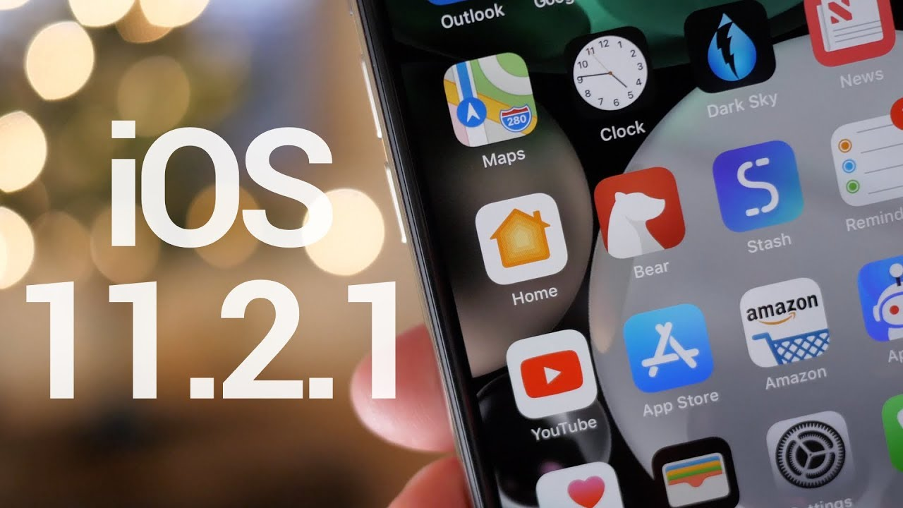 iOS 11.2.1 Fixes Autofocus Issue Some iPhone X, 8, and 8 Plus Users Experienced After iOS 11.2