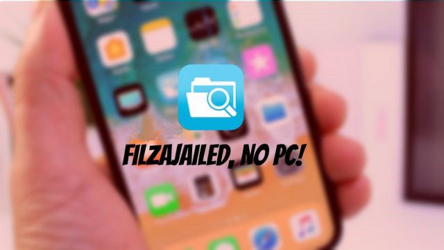 How to Install FilzaJailed iOS 11 -iOS 11.1.2 Without Computer?