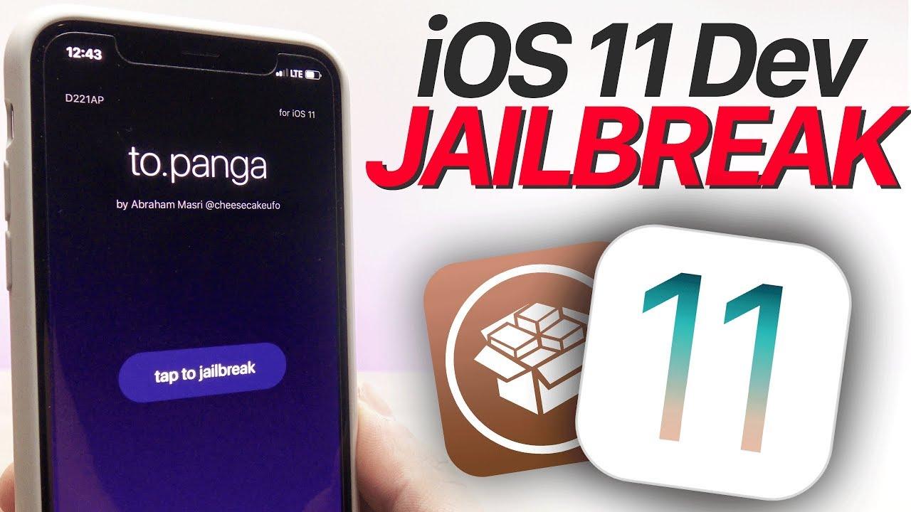 iOS 11 / 11.1.2 Jailbreak Now Allows Some Cydia Tweaks To Be Installed Thanks To New To.Panga Update