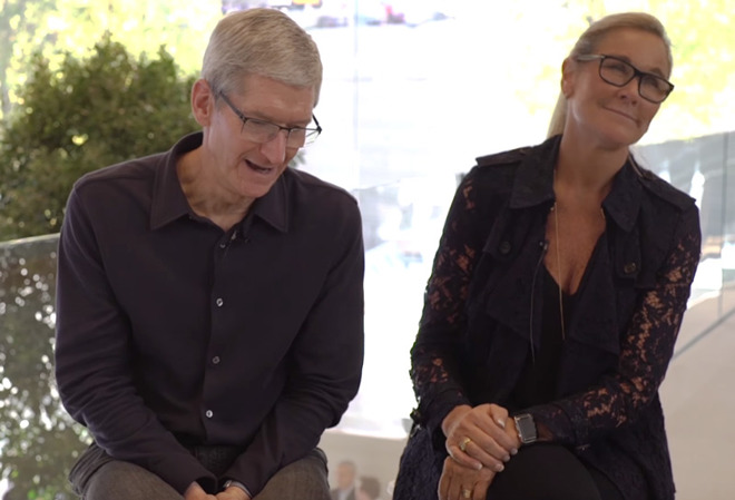 Not CEO Tim Cook But This Woman Was The Highest Paid Employee Of Apple For 2017