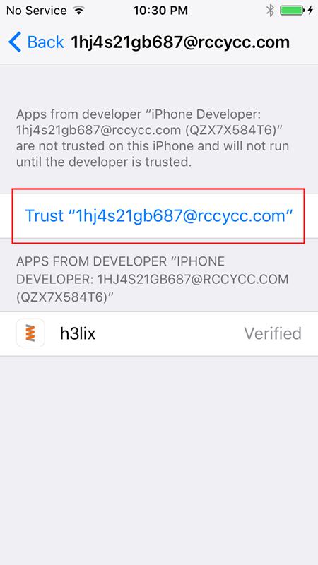 How to Jailbreak 32-Bit iOS 10.X Using 3uTools?