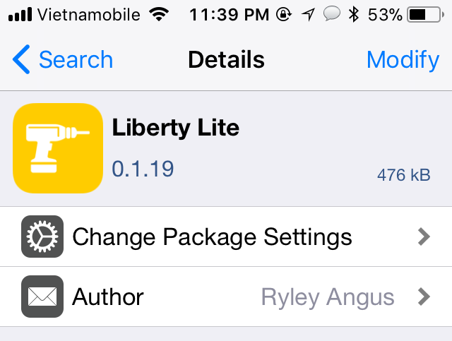Liberty Lite: Hide Jailbreak Status on iOS 11 with Electra Jailbreak