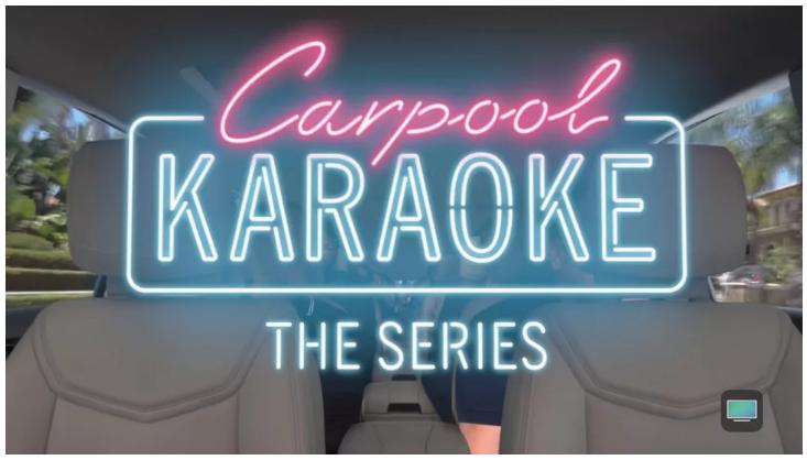 You Can Now Watch Apple's 'Carpool Karaoke' for Free