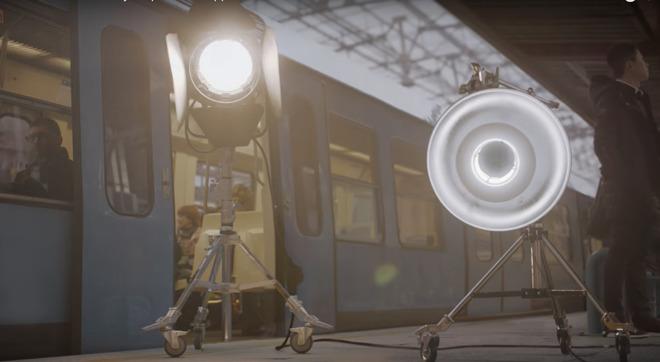 Latest iPhone X ad 'Studio in Your Pocket' Touts Portrait Lighting