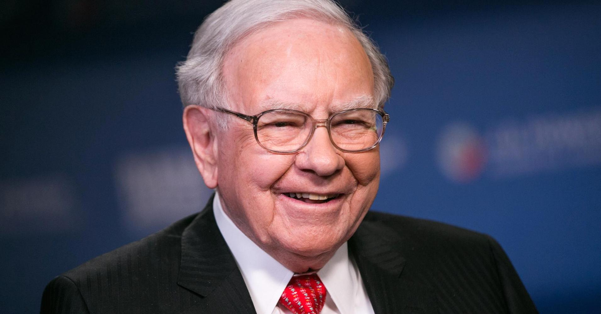 Warren Buffett's Berkshire Hathaway Now Third Largest Apple Shareholder