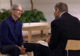 """Apple CEO Claimed on """"60 minutes"""" That Steve's Spirit Will always Be the DNA of the Company"""