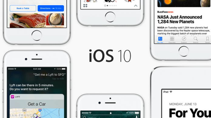 Apple Releases iOS 10.1 on October 25, 2016 in the UK