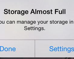 How to Free up Storage Space on iPhone Without Deleting Photos or Apps