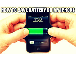 How to Extend iPhone Battery Life?