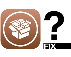 How to Fix Cydia?