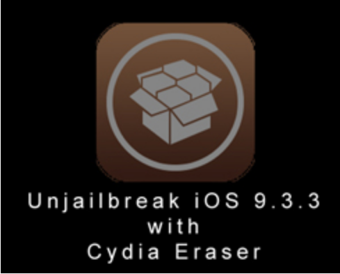 How Cydia Eraser Works on iOS 9.3.3?