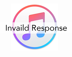How to Fix iTunes Invalid Response When Connecting iDevice?
