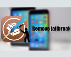 How to Remove Jailbreak Safely From iPhone?
