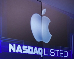 Apple Approaches All-time Market Cap Record