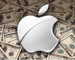 Apple's Cash Hoard Swells to Record $256.8 Billion