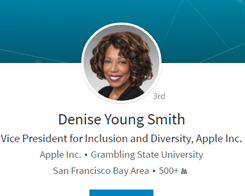 Apple HR Head Takes Up New Role as VP for 'Inclusion and Diversity'
