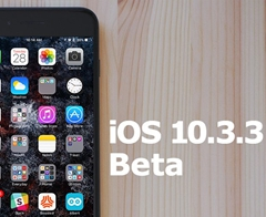 Apple Seeds Fourth Beta of iOS 10.3.3 to Developers
