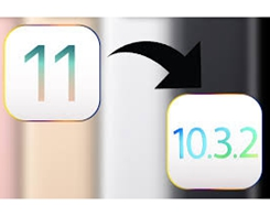 Downgrade iPhone from iOS 11 Beta3 to iOS 10.3.2
