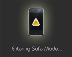 How to Exit Safe Mode After Jailbreak iPhone6?
