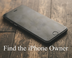 How to Find the Owner of a Lost or Stolen iPhone?