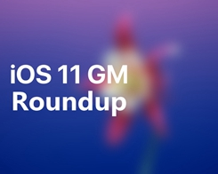 iOS 11 GM Leak Roundup about Next iPhones
