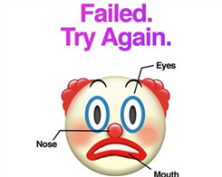 Huawei Skewers iPhone X's Face ID With A Creepy Clown