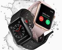 Apple Watch Series 3 boosts wireless speeds while maintaining battery life