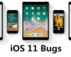 iOS 11 Bugs We've Found till Now