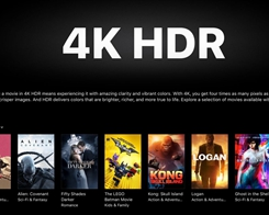 Apple showcasing 4K HDR Movies With New Featured Section in iTunes