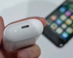 AirPods wireless charging case will be sold separately