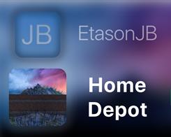 Home Depot iOS 8.4.1 32-bit Mixtape Player