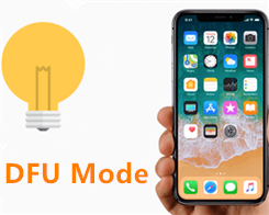 How to Put Your iPhone8/iPhone 8 Plus/ iPhone X In DFU Mode?