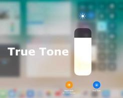 How to Control the True Tone Feature From iOS 11?