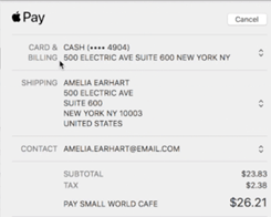 Square Checkout Now Works With Apple Pay on the Web