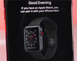 How to Pair Apple Watch With iPhone8/iPhone 8 Plus/ iPhone X?