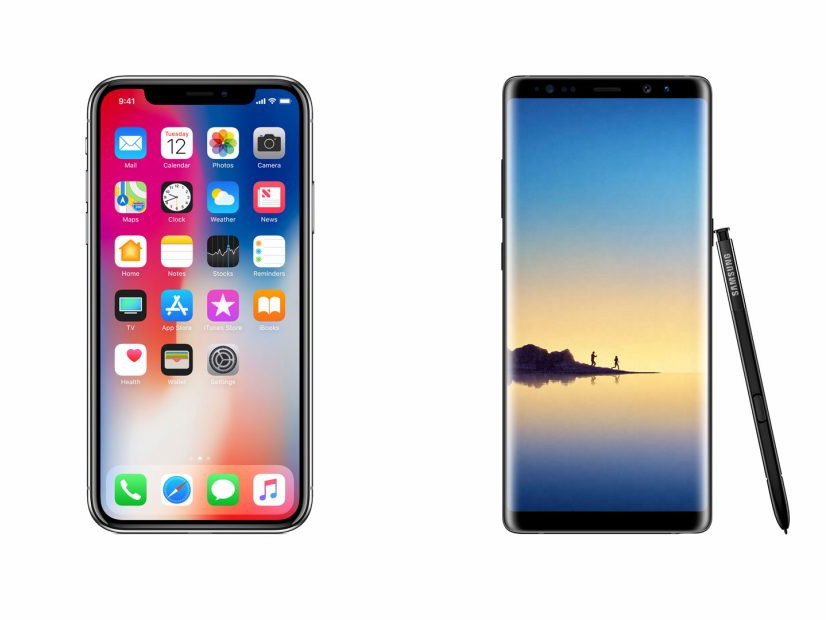Samsung Expected to Earn $4B More Making iPhone X Parts Than Galaxy S8 Parts