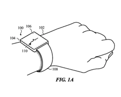 Apple Patents Self-Adjusting Apple Watch Bands