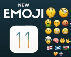 How to Get iOS 11 Emojis on iOS 10?