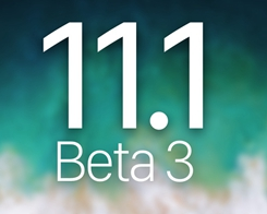 Apple Seeds Third Beta of iOS 11.1 to Developers