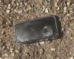 iPhone Catches Fire As Menifee Man Makes Call