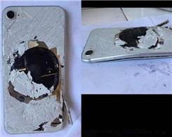 IPhone 8 's Battery Exploded