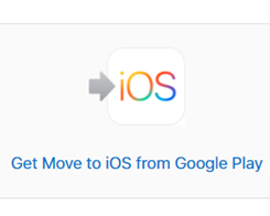 Ready to Transfer your Android to iOS?