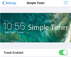 Simple Timer: Start & Stop Timers And Stopwatches Easily Straight From Your Lockscreen