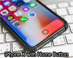How to Add a Virtual Home Button to iPhone X with AssistiveTouch?